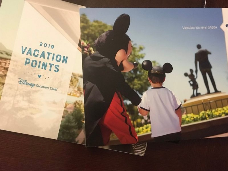 Disney Vacation Club