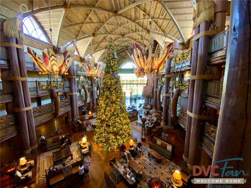 Animal Kingdom Lodge Villas
