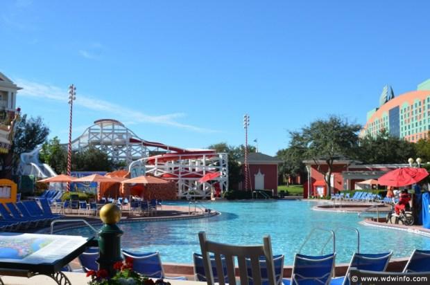 boardwalk, villas, DVC, Disney, resort,  pool