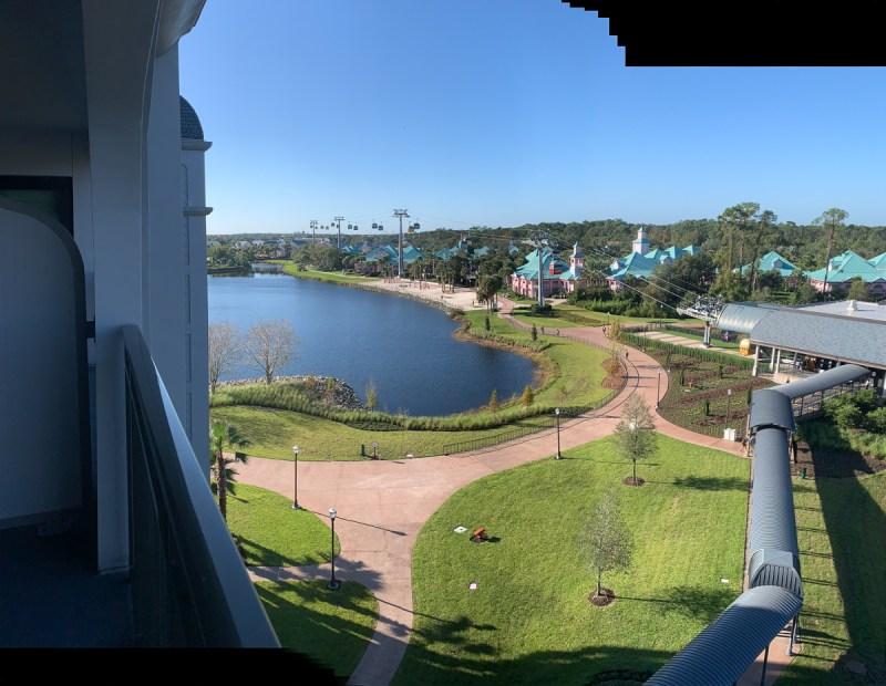 Riviera Resort - Balcony