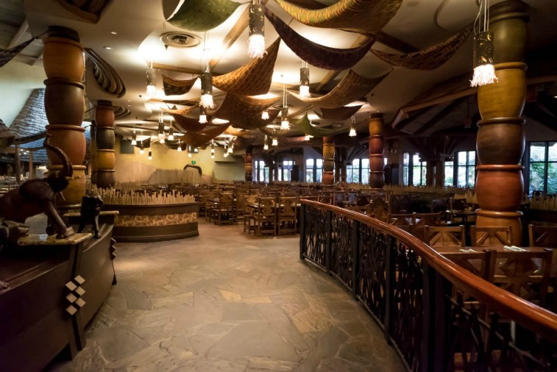 Boma - Animal Kingdom Lodge - DVC Dining