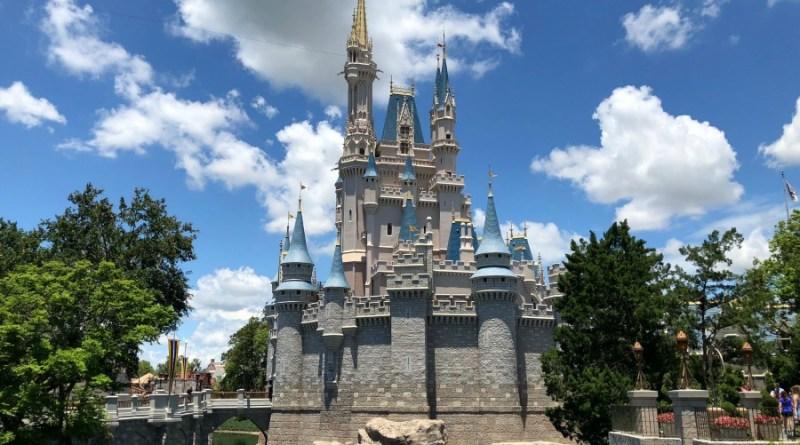 Moonlight Magic - Magic Kingdom