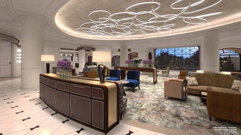 Riviera Resort - Main Lobby