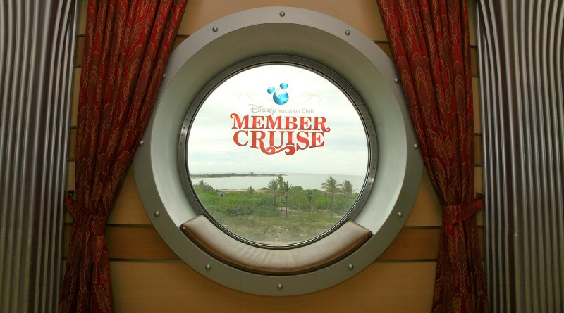 2021 Disney Vacation Club Member Cruise