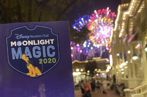 DVC Moonlight Magic - Magic Kingdom