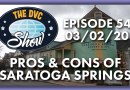 Pros & Cons of Saratoga Springs
