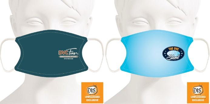 DVC Fan Masks