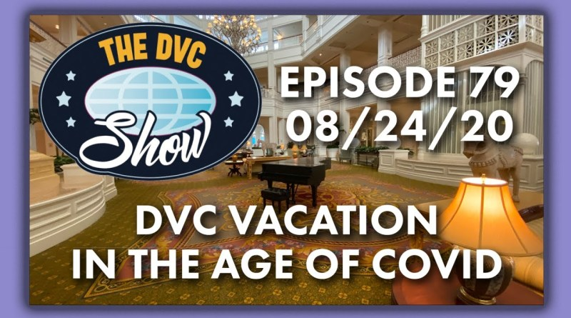 DVC Vacation in the Age of COVID