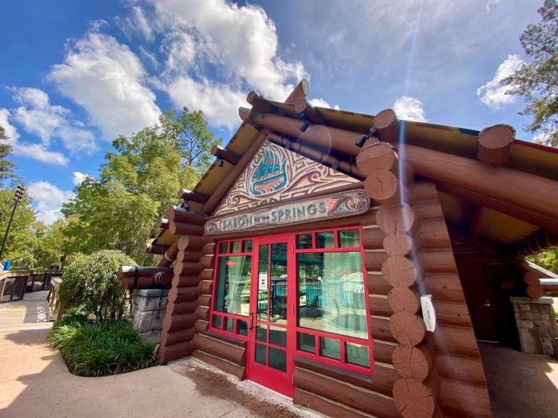 Wilderness Lodge - Copper Creek