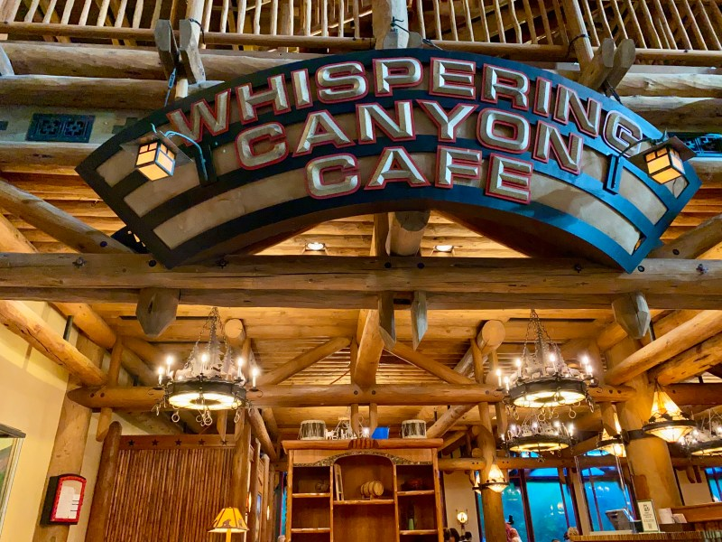 Copper Creek - Whispering Canyon Cafe
