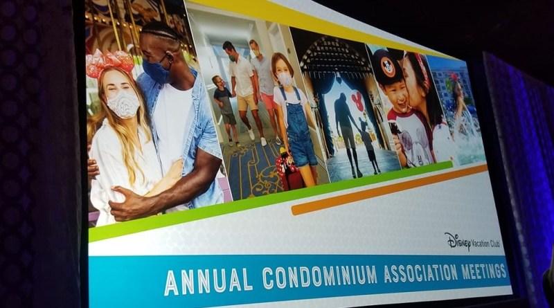2020 DVC Condo Association Meeting