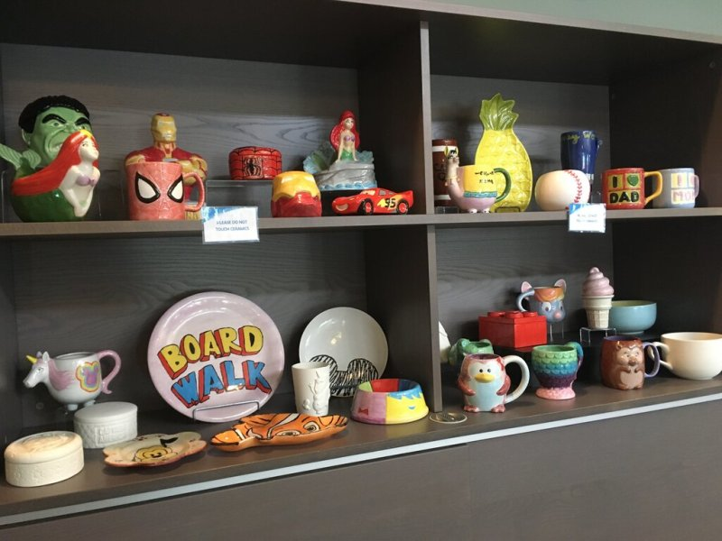 BoardWalk Community Hall Arts and Crafts