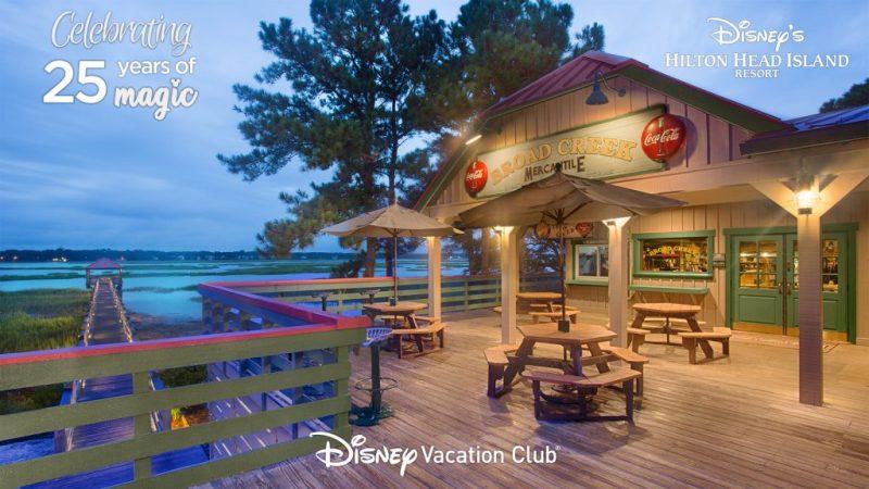 Celebrating Disney's Hilton Head Island Resort