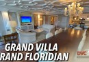 Grand Floridian Grand Villa Tour