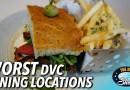 Worst DVC Dining