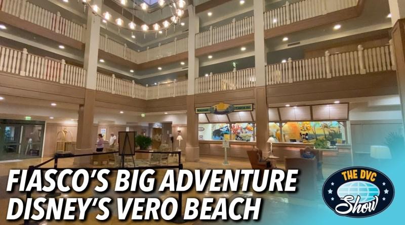 Disney's Vero Beach DVC Show