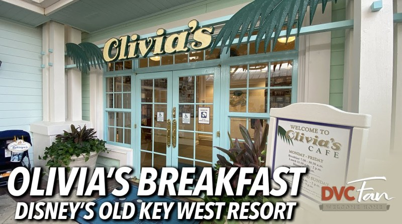 Olivia's Breakfast Review