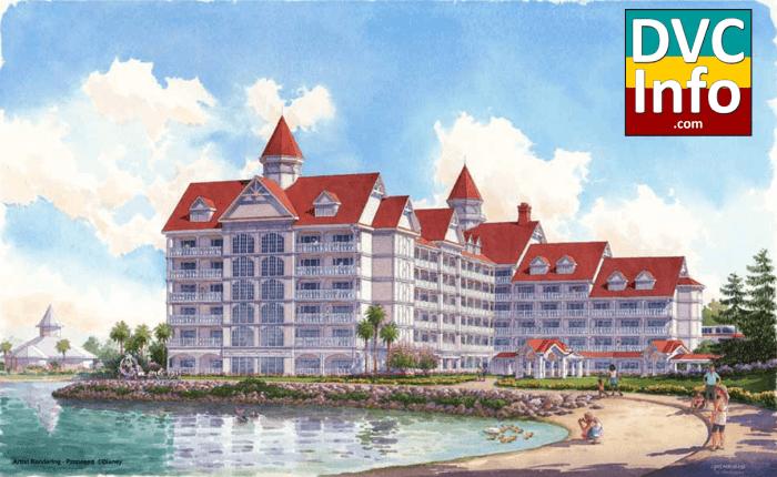 Disney's Grand Floridian DVC concept