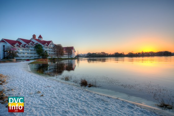 The Villas at Disney's Grand Floridian Resort & Spa