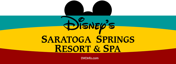 Disney's Saratoga Springs Resort & Spa