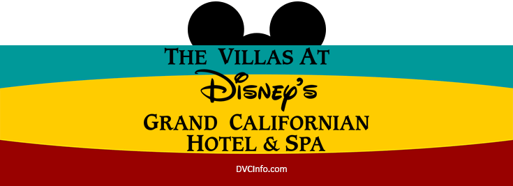 The Villas at Disney's Grand Californian Hotel & Spa