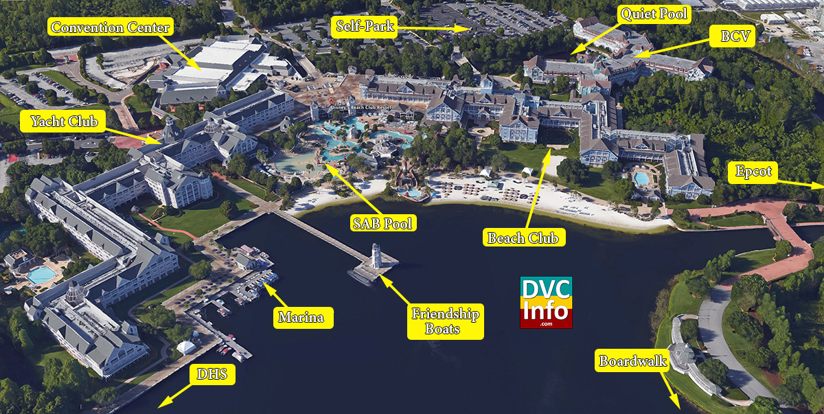 Disney S Beach Club Villas Dvcinfo
