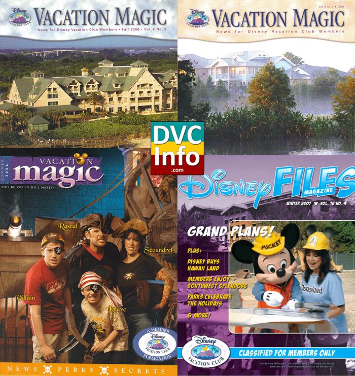 Vacation Magic becomes Disney Files