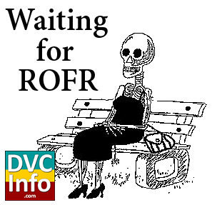 Waiting for ROFR