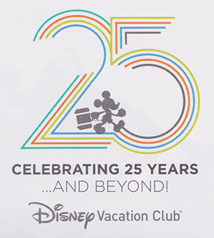 DVC Celebrating 25 Years and beyond