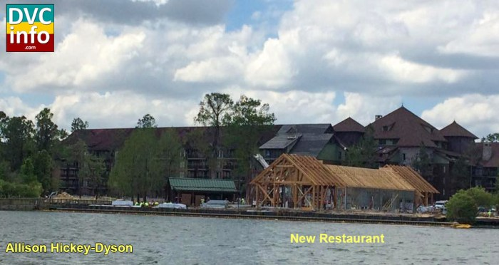 Wilderness Lodge DVC