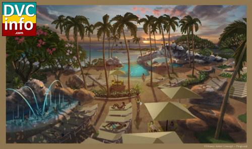 Aulani Expansion Concept Art