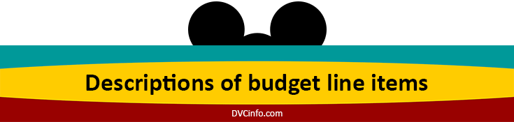 DVC Annual Dues Components