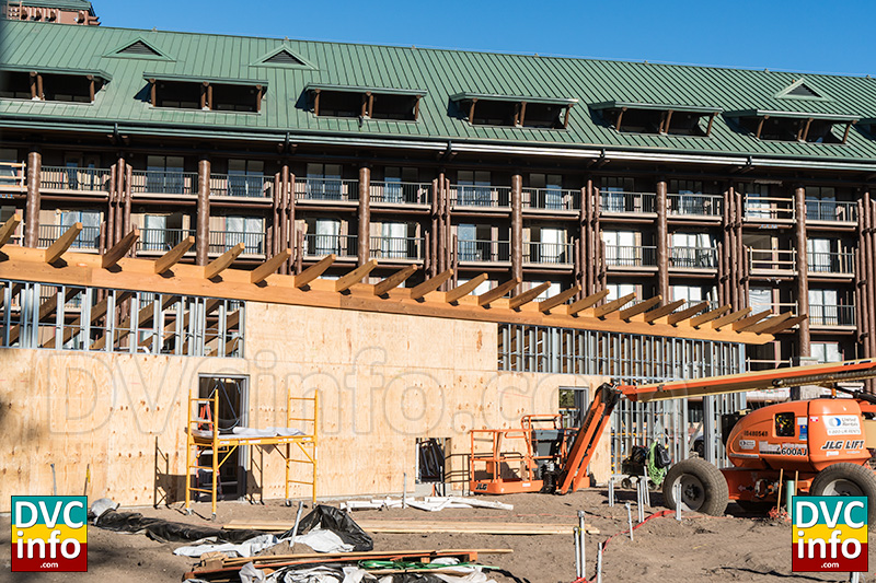 Copper Creek Villas and Cabins at Disney's Wilderness Lodge