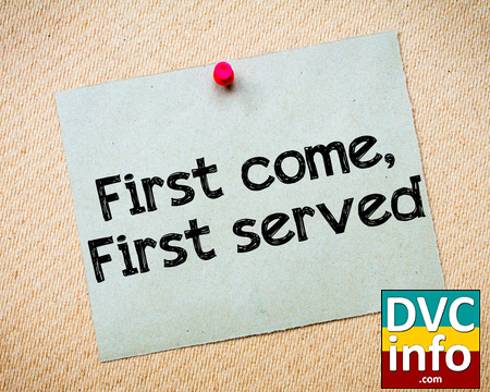 firstcomefirstserved