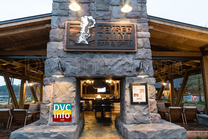 Geyser Point Bar and Grill
