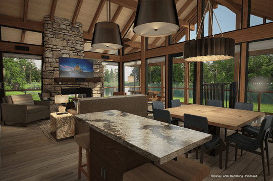 Copper Creek Villas & Cabins