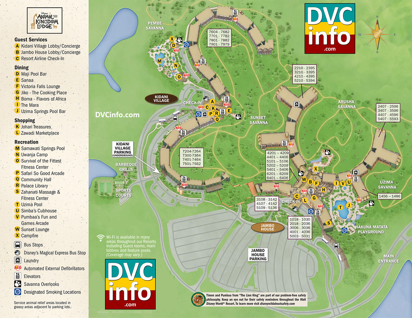 Beach Club Villas Floor Plan Disney