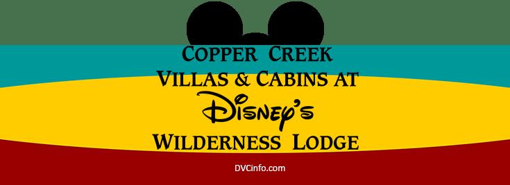 Copper Creek Villas & Cabins