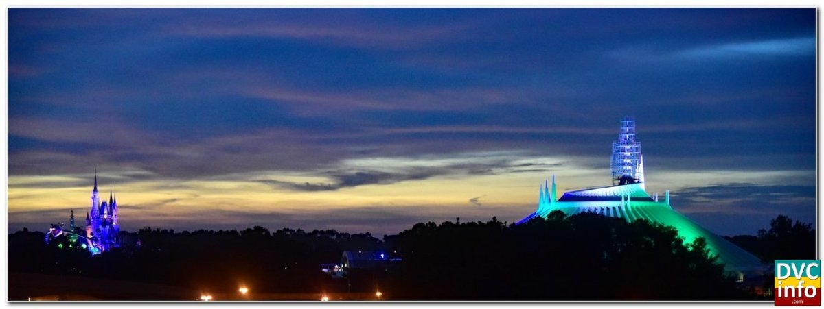 DVC Top of the World Lounge Extended Through 2018