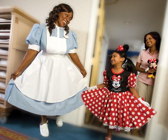 Disney Housekeeping