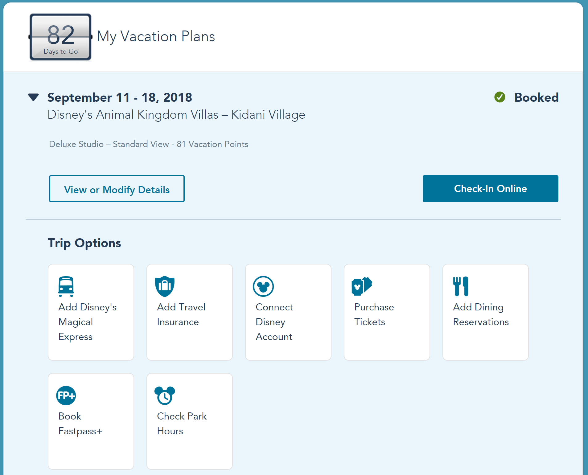 New Disney Vacation Club Member Site Enhancements  DVCinfo