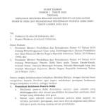 SE Mendikbud Nomor 1 Tahun 2020 tentang Kelulusan dan PPDB 2020