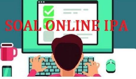 Soal Ulangan Akhir Semester UAS 1 IPA Online Kelas 9 SMP K13