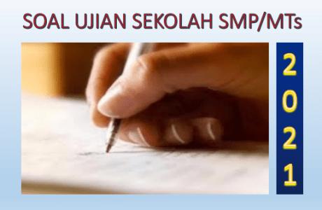 Contoh Soal Ujian Sekolah US Seni Budaya SMP MTs K13 Tahun 2021