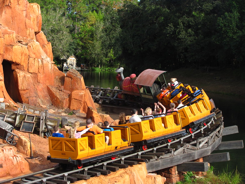 big thunder mountain railroad was created by imagineer and now disney legend tony baxter. Big Thunder Mountain Overview Disney S Magic Kingdom Attractions