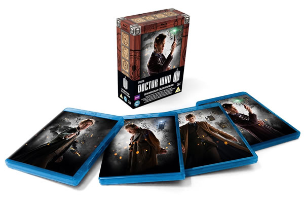 Doctor Who 50th Anniversary Collectors Edition