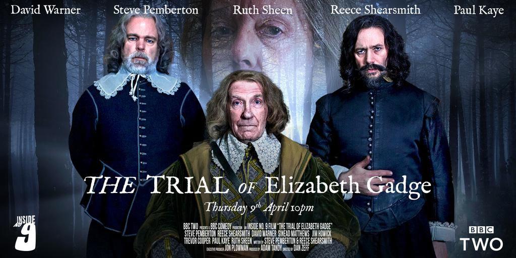 The Trial of Elizabeth Gadge