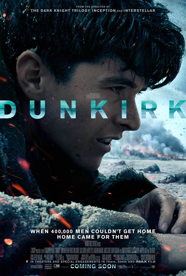 Movie Charts UK and US week ending August 13th 2017