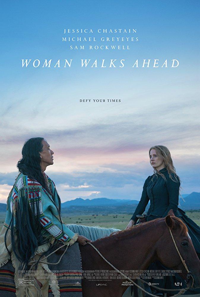 Woman Walks Ahead