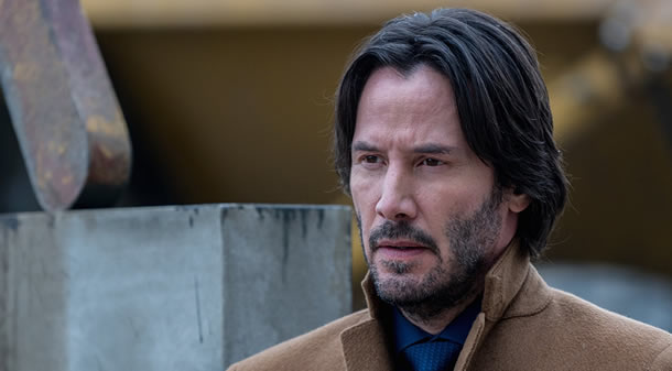 Siberia - The DVDfever Cinema Review - Keanu Reeves
